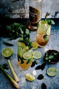 Vrolijke en zomerse DIY cocktails, Mojito