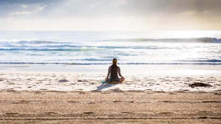 Helemaal zen worden met een meditatie app!
