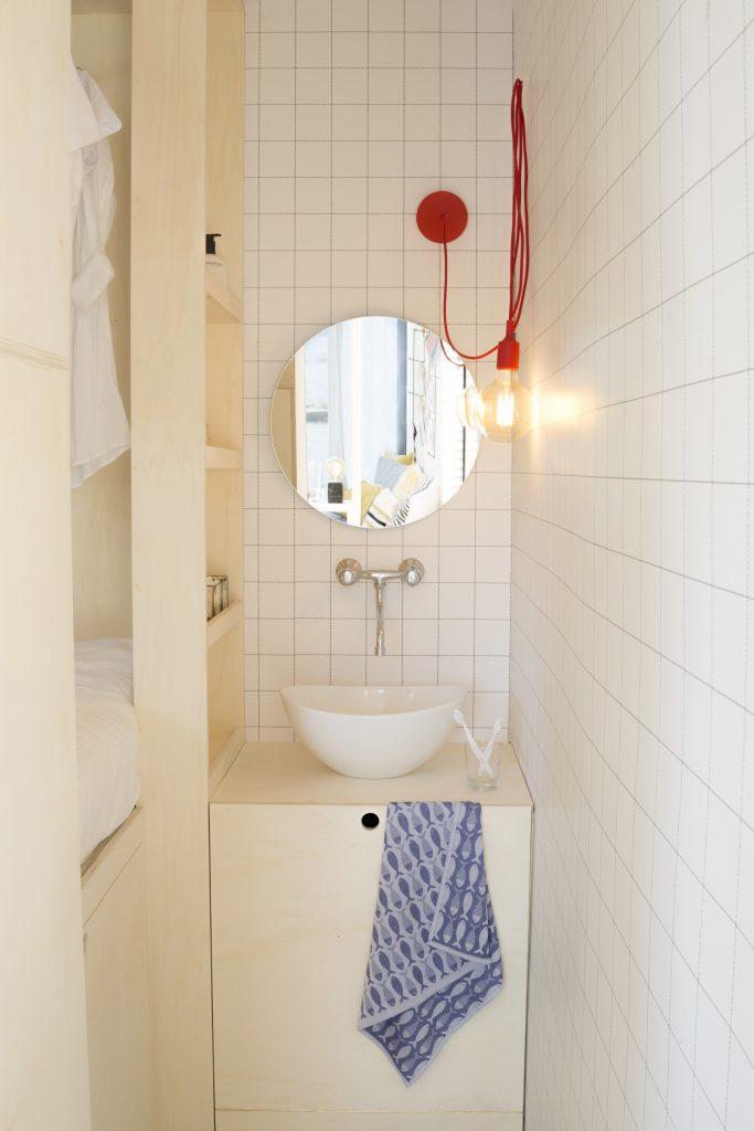 Handige ruimte tips voor je badkamer in een kleine woning!