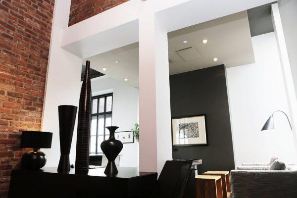 Een minimalistisch interieur; 4 ideeën dinastie
