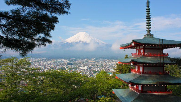 Dit zijn de mooiste landen van Azië